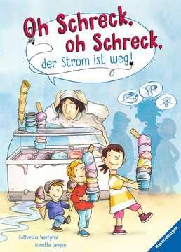 44702 Bilderbücher und Vorlesebücher Oh Schreck, oh Schreck, der Strom ist weg! von Ravensburger 1