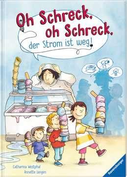 44702 Bilderbücher und Vorlesebücher Oh Schreck, oh Schreck, der Strom ist weg! von Ravensburger 2