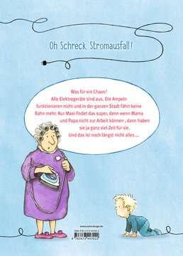 44702 Bilderbücher und Vorlesebücher Oh Schreck, oh Schreck, der Strom ist weg! von Ravensburger 3