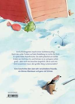 44705 Bilderbücher und Vorlesebücher Emil im Schnee von Ravensburger 3