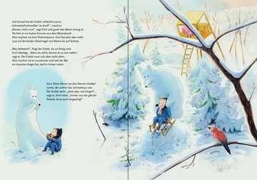 44705 Bilderbücher und Vorlesebücher Emil im Schnee von Ravensburger 5