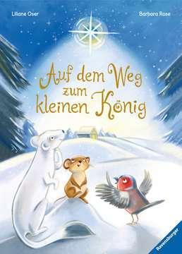 44706 Bilderbücher und Vorlesebücher Auf dem Weg zum kleinen König von Ravensburger 1