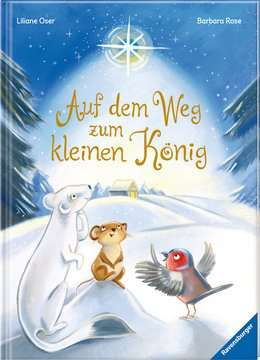 44706 Bilderbücher und Vorlesebücher Auf dem Weg zum kleinen König von Ravensburger 2