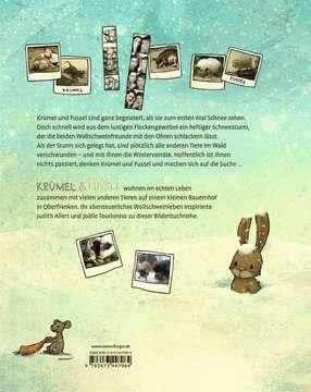 Krümel und Fussel - Im Schneegestöber Kinderbücher;Bilderbücher und Vorlesebücher - Bild 3 - Ravensburger