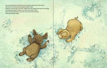 Krümel und Fussel - Im Schneegestöber Kinderbücher;Bilderbücher und Vorlesebücher - Bild 4 - Ravensburger