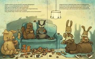 Krümel und Fussel - Im Schneegestöber Kinderbücher;Bilderbücher und Vorlesebücher - Bild 5 - Ravensburger