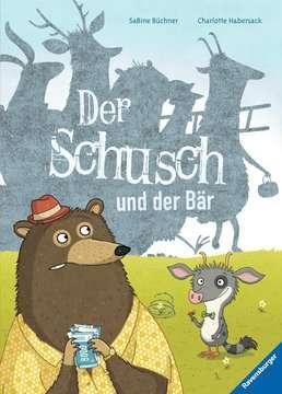 Der Schusch und der Bär Kinderbücher;Bilderbücher und Vorlesebücher - Bild 1 - Ravensburger