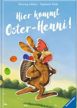 44712 Bücher Hier kommt Oster-Henni! von Ravensburger 2