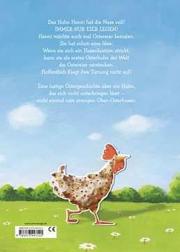 44712 Bücher Hier kommt Oster-Henni! von Ravensburger 3