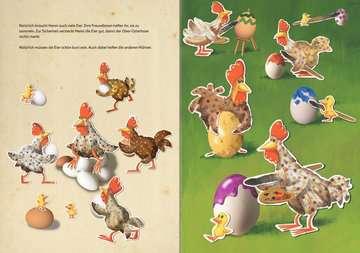 44712 Bücher Hier kommt Oster-Henni! von Ravensburger 4