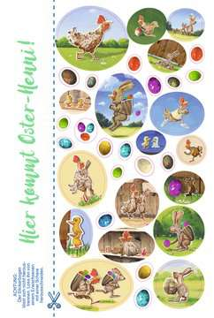 44712 Bücher Hier kommt Oster-Henni! von Ravensburger 5