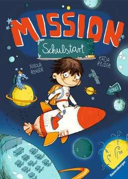 44713 Bücher Mission Schulstart von Ravensburger 1