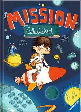 44713 Bücher Mission Schulstart von Ravensburger 2