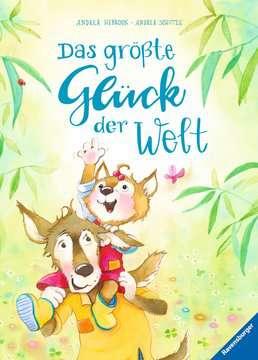44715 Bilderbücher und Vorlesebücher Das größte Glück der Welt von Ravensburger 1