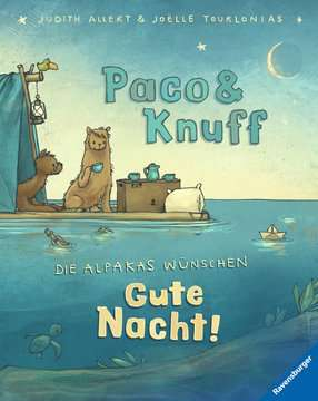 44716 Bücher Paco & Knuff von Ravensburger 1