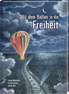 44719 Bilderbücher und Vorlesebücher Mit dem Ballon in die Freiheit von Ravensburger 2