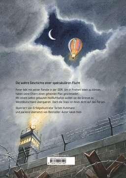 Mit dem Ballon in die Freiheit Kinderbücher;Bilderbücher und Vorlesebücher - Bild 3 - Ravensburger