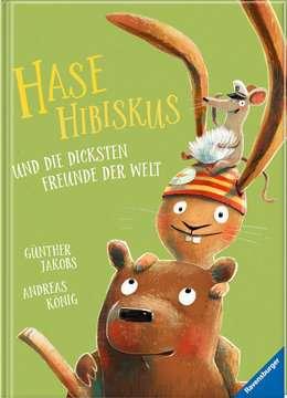 44720 Bilderbücher und Vorlesebücher Hase Hibiskus und die dicksten Freunde der Welt von Ravensburger 2