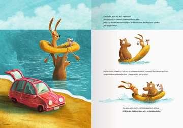 44720 Bilderbücher und Vorlesebücher Hase Hibiskus und die dicksten Freunde der Welt von Ravensburger 4
