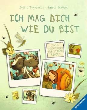 44726 Bilderbücher und Vorlesebücher Ich mag dich, wie du bist von Ravensburger 1