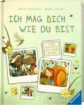 44726 Bilderbücher und Vorlesebücher Ich mag dich, wie du bist von Ravensburger 2