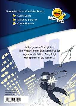 46005 Erstlesebücher Agent Andy Action von Ravensburger 3