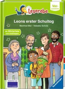 46021 Erstlesebücher Leons erster Schultag von Ravensburger 2