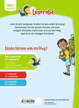 46021 Erstlesebücher Leons erster Schultag von Ravensburger 3