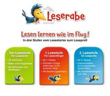 46021 Erstlesebücher Leons erster Schultag von Ravensburger 5