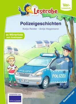 46022 Erstlesebücher Polizeigeschichten von Ravensburger 1