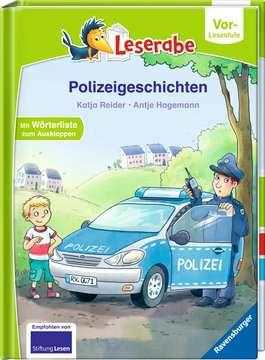 46022 Erstlesebücher Polizeigeschichten von Ravensburger 2