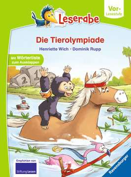 46024 Erstlesebücher Die Tierolympiade von Ravensburger 1