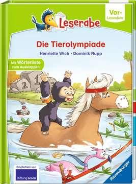 46024 Erstlesebücher Die Tierolympiade von Ravensburger 2