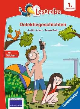 46025 Erstlesebücher Detektivgeschichten von Ravensburger 1