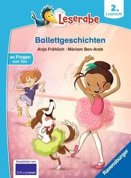 46028 Erstlesebücher Ballettgeschichten von Ravensburger 1