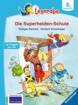 46029 Erstlesebücher Die Superhelden-Schule von Ravensburger 1