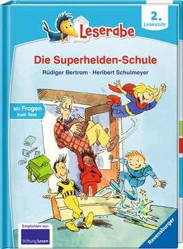46029 Erstlesebücher Die Superhelden-Schule von Ravensburger 2