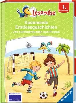 46034 Erstlesebücher Spannende Erstlesegeschichten von Fußballfreunden und Piraten von Ravensburger 2