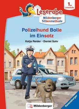 46035 Erstlesebücher Polizeihund Bolle im Einsatz von Ravensburger 1