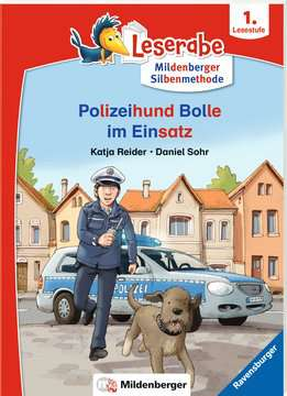 46035 Erstlesebücher Polizeihund Bolle im Einsatz von Ravensburger 2