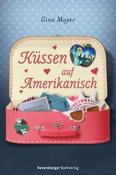 47258 Liebesromane Küssen auf Amerikanisch von Ravensburger 1