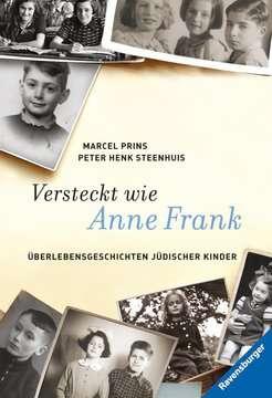 Versteckt wie Anne Frank Jugendbücher;Historische Romane - Bild 1 - Ravensburger