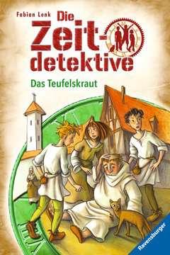 47468 Kinderliteratur Die Zeitdetektive 4: Das Teufelskraut von Ravensburger 1