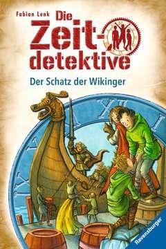 47471 Kinderliteratur Die Zeitdetektive 7: Der Schatz der Wikinger von Ravensburger 1