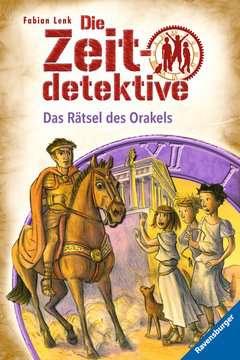 47472 Kinderliteratur Die Zeitdetektive 8: Das Rätsel des Orakels von Ravensburger 1