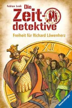 47477 Kinderliteratur Die Zeitdetektive 13: Freiheit für Richard Löwenherz von Ravensburger 1