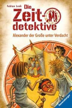 47481 Kinderliteratur Die Zeitdetektive 17: Alexander der Große unter Verdacht von Ravensburger 1