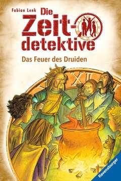 47482 Kinderliteratur Die Zeitdetektive 18: Das Feuer des Druiden von Ravensburger 1
