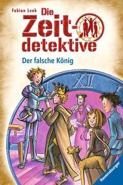 47486 Kinderliteratur Die Zeitdetektive 22: Der falsche König von Ravensburger 1