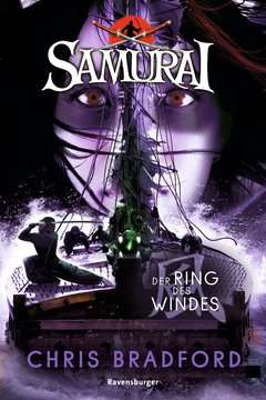 47499 Abenteuerbücher Samurai 7: Der Ring des Windes von Ravensburger 1